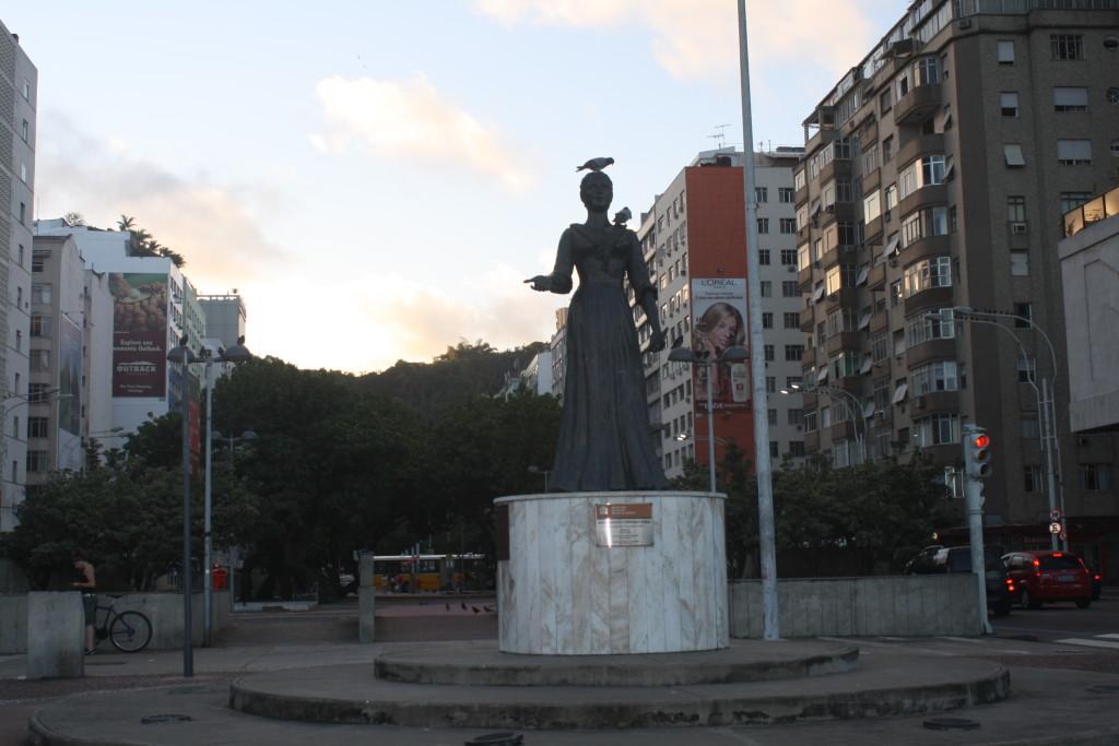 Monument to Princess Isabel Rio de Janeiro, Brazil Photograph: Ana Lucia Araujo, 2009